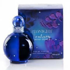 Perfume Fantasy Midnight 100ml - 100% Original / Lacrado